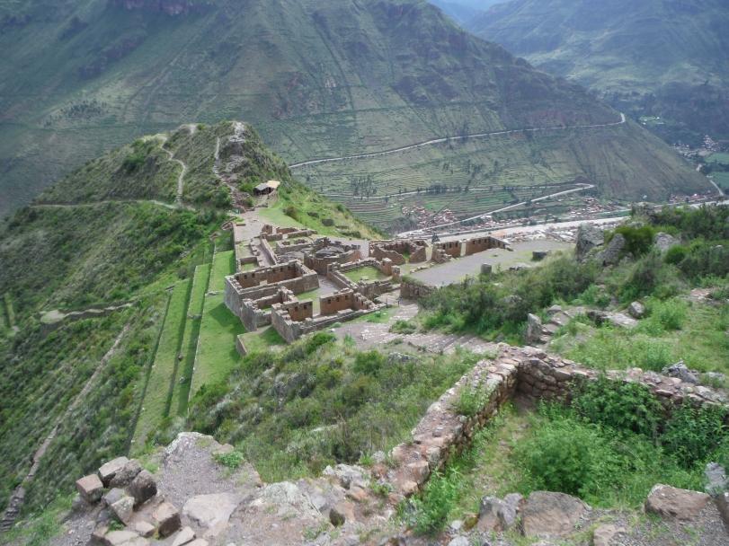 la forteresse de Pisac
