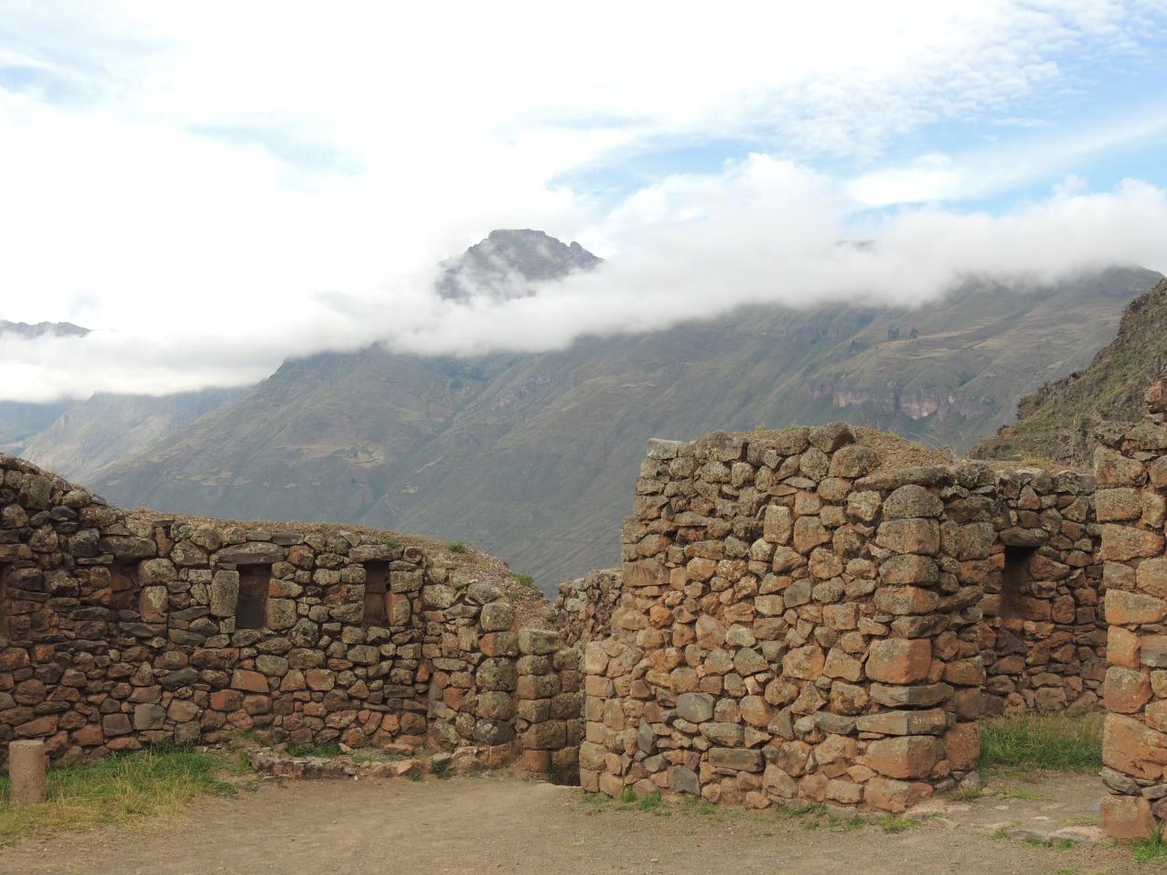 les ruines de Pisac