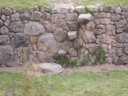 les escaliers incas