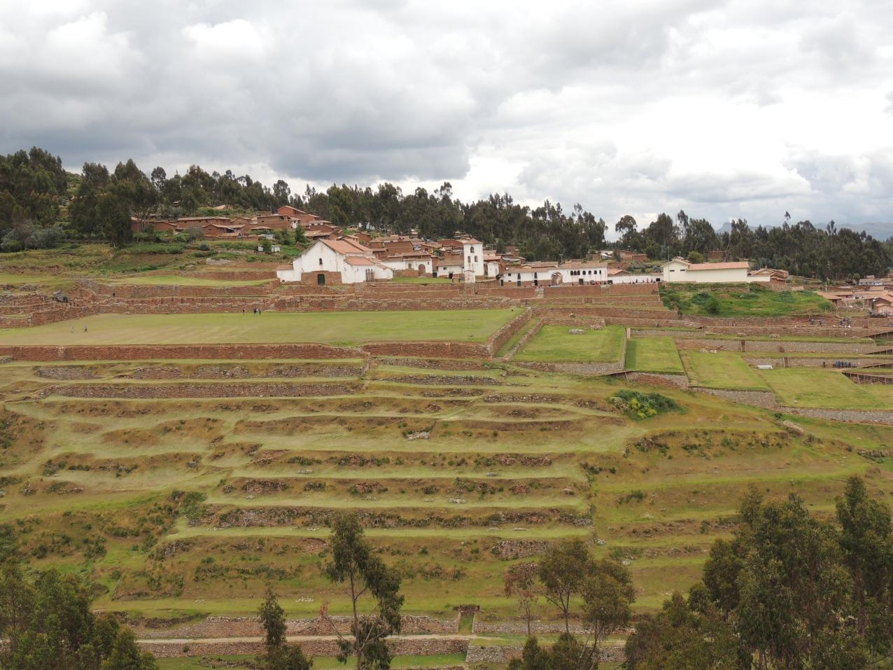le village de Chinchero