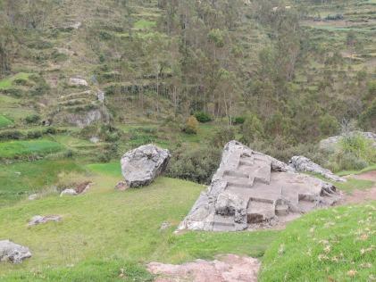 les ruines de Chinchero
