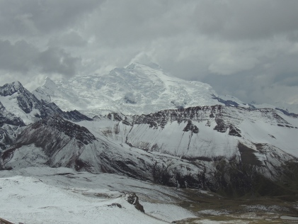 mont Ausangate enneigé